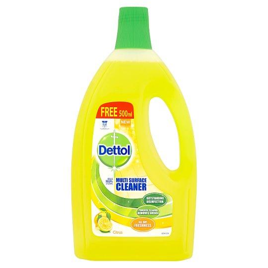 Multi Surface Cleaner Citrus