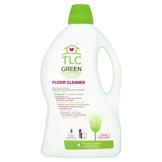 Green Eco-Friendly Floor Cleaner