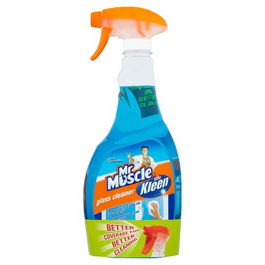 SC Johnson Kiwi Kleen Superactive Glass Cleaner