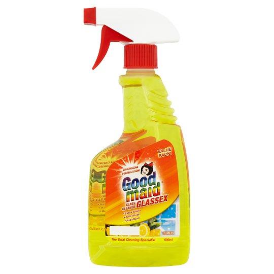 Glassex Lemon Glass Cleaner