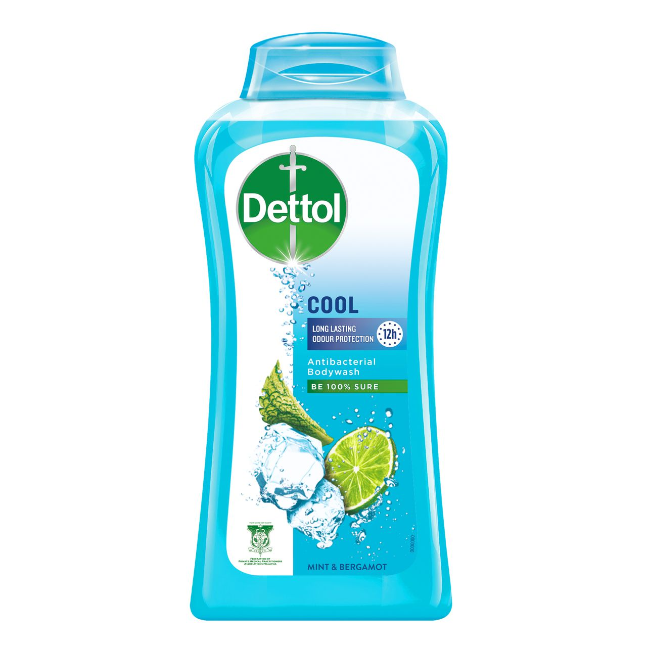 Cool Antibacterial Bodywash
