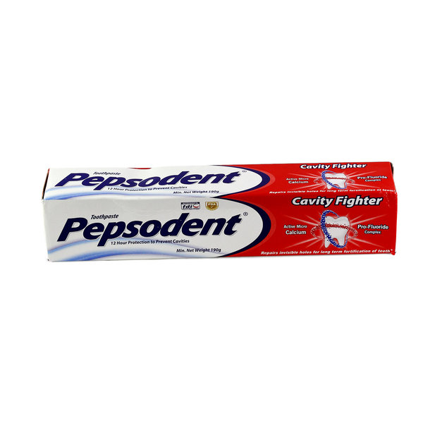 Toothpaste Cavity Fighter