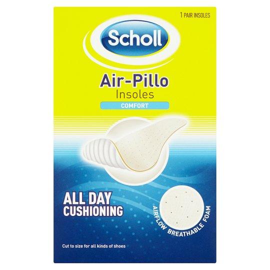 Air-Pillo Comfort Insoles 1 Pair