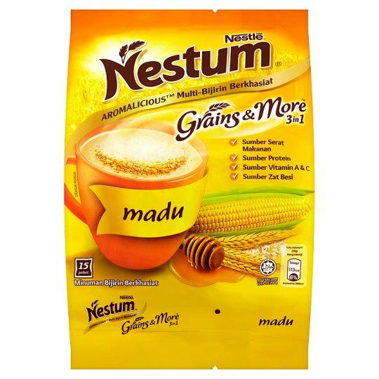 Nestum Honey Grains & More 3 in 1 15 x