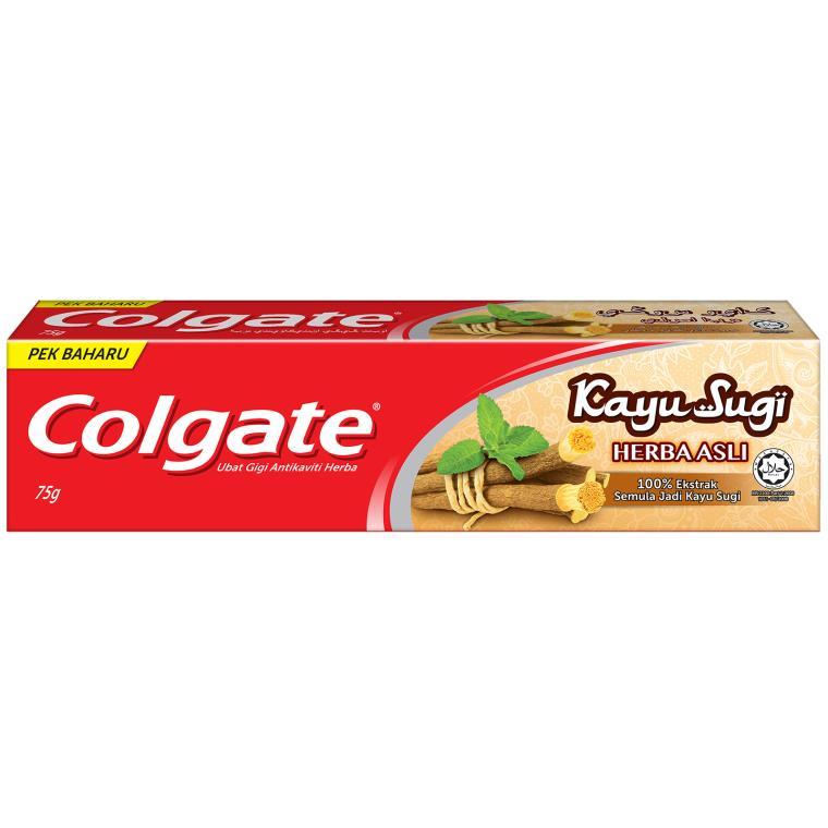 Kayu Sugi Natural Herbs Anticavity Toothpaste