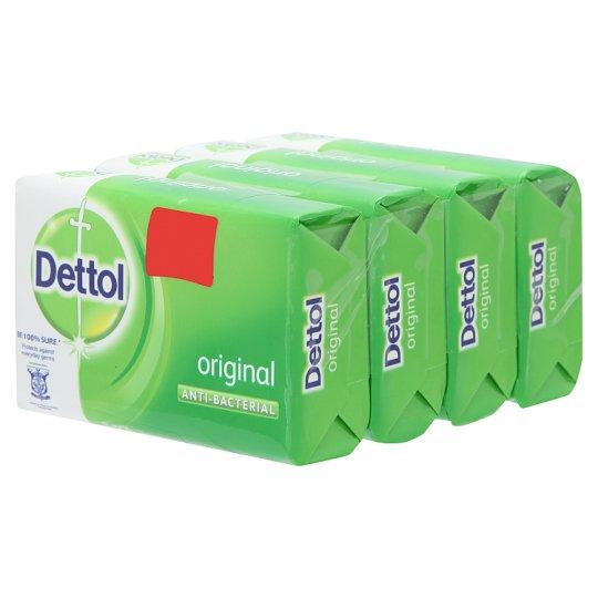 Original Anti-Bacterial Soap Buy 3 Free 1