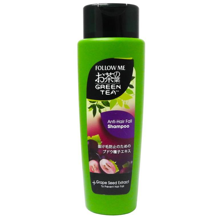 Green Tea Grape Seed Extract Anti-Hair Fall Shampoo