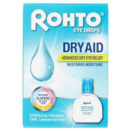Dry Aid Restores Moisture Eye Drop