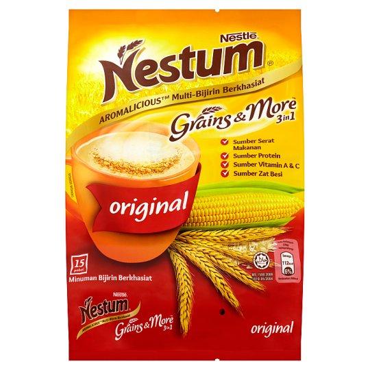Nestum Original Grains & More 3 in 1 15 x
