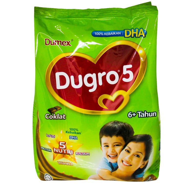 Dugro Step 5 Chocolate